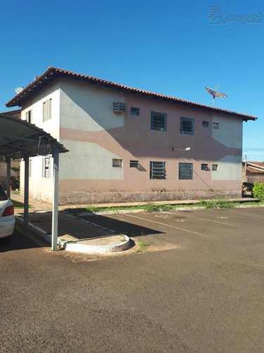 Apartamento, código 264 em Campo Grande, bairro Mata do Jacinto