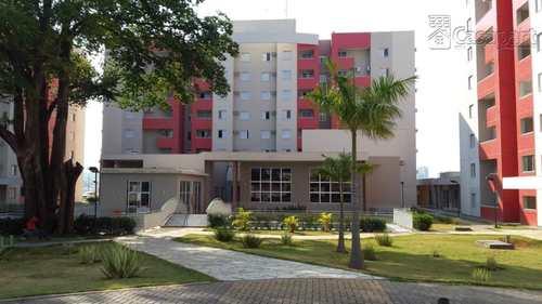 Apartamento, código 268 em Campo Grande, bairro São Francisco