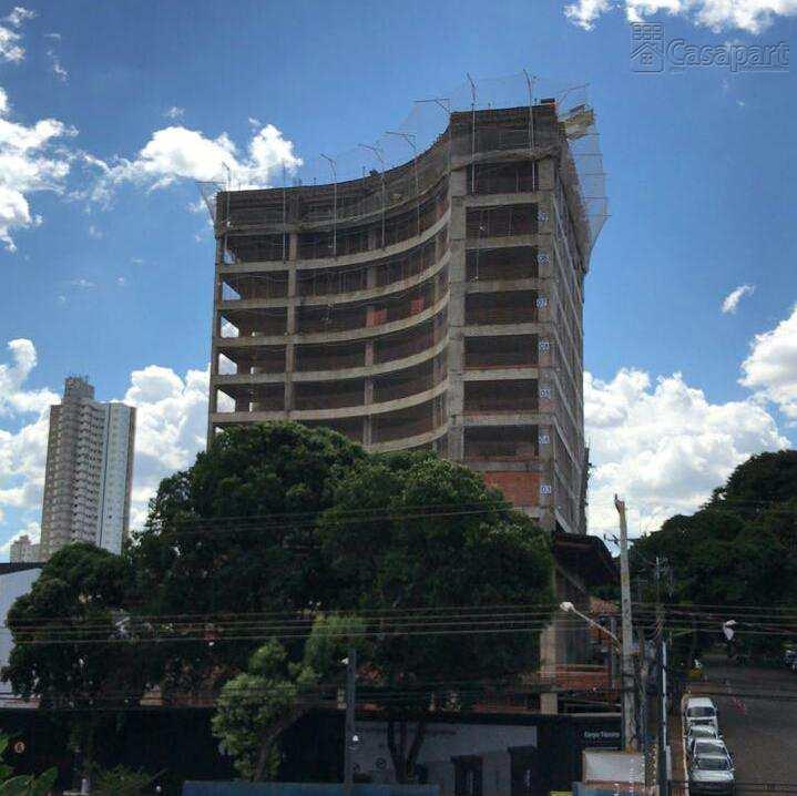 Studio em Campo Grande, bairro Centro
