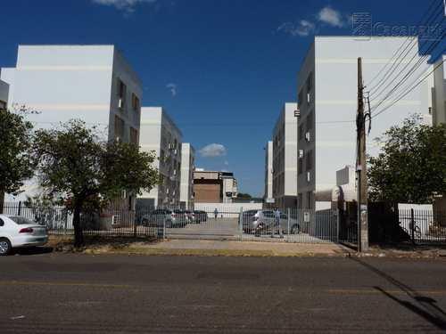 Apartamento, código 271 em Campo Grande, bairro Sobrinho