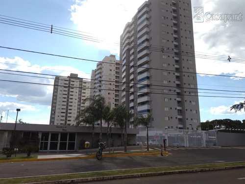 Apartamento, código 272 em Campo Grande, bairro Jardim América