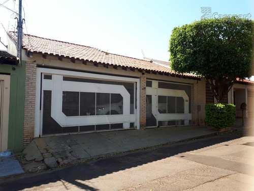 Casa, código 280 em Campo Grande, bairro Panamá