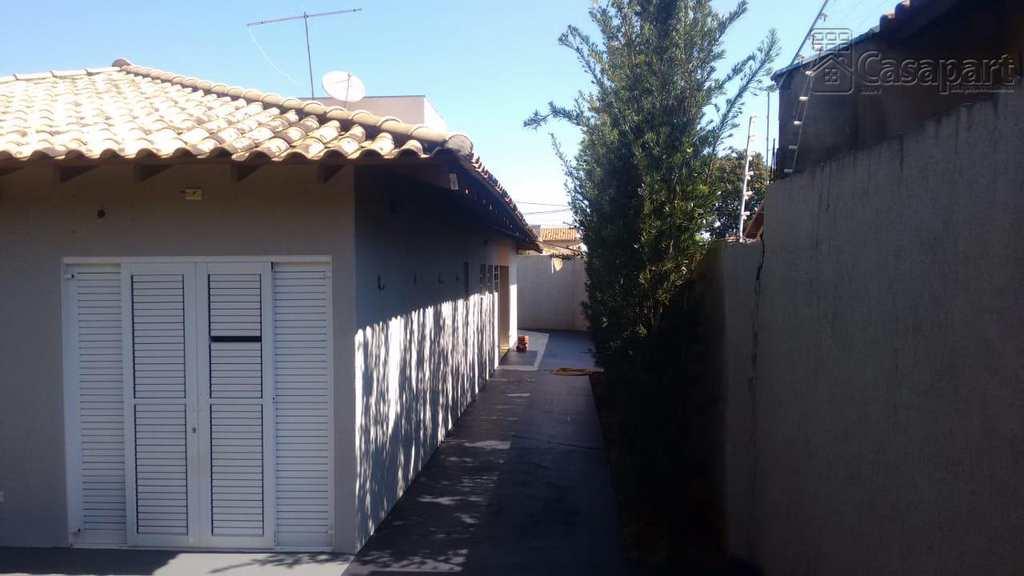 Casa em Campo Grande, bairro Vila Morumbi