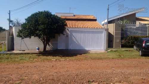 Casa, código 286 em Campo Grande, bairro Vila Morumbi