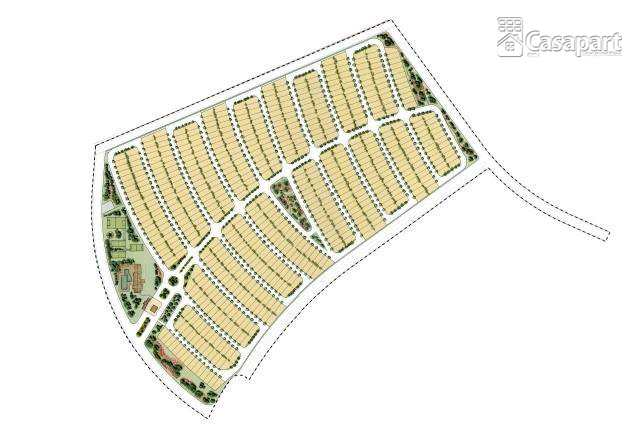 Terreno em Campo Grande, bairro Alphaville Campo Grande 3