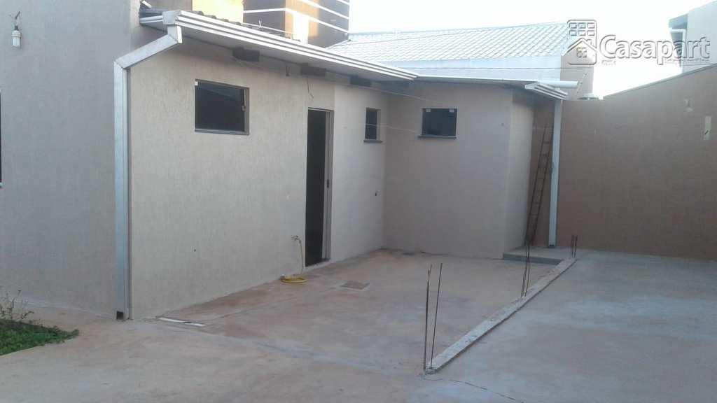 Casa em Campo Grande, no bairro Vila Nasser