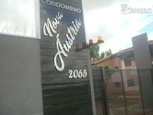 Apartamento, código 317 em Campo Grande, bairro Tiradentes