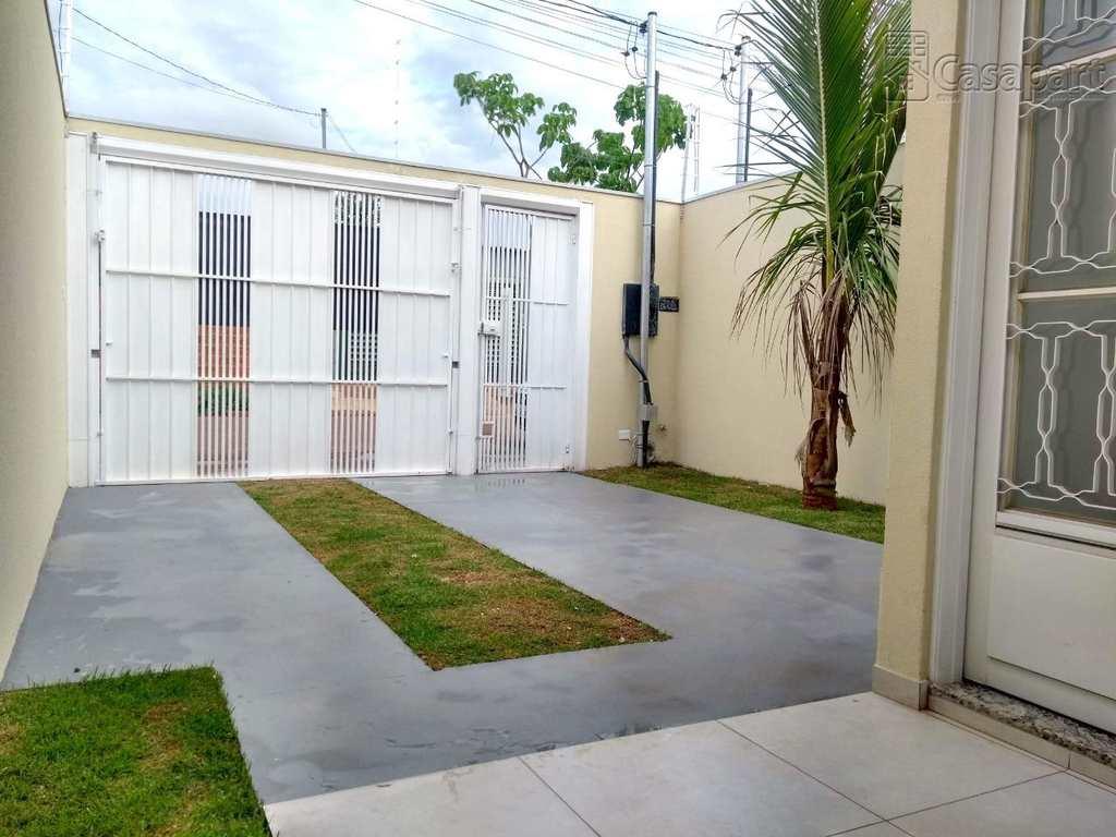 Casa em Campo Grande, no bairro Jardim das Macaúbas