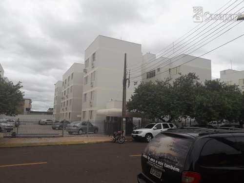 Apartamento, código 330 em Campo Grande, bairro Sobrinho