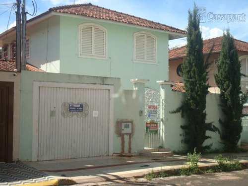 Sobrado, código 334 em Campo Grande, bairro Vila Rosa Pires
