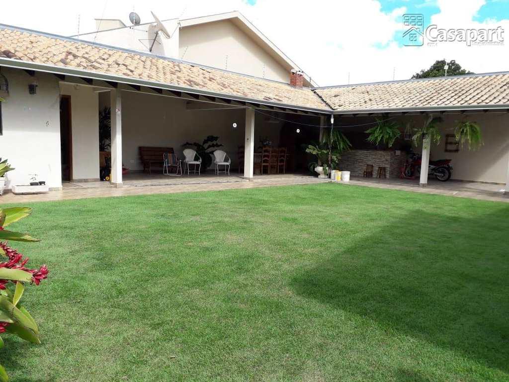 Casa em Campo Grande, no bairro Cidade Jardim