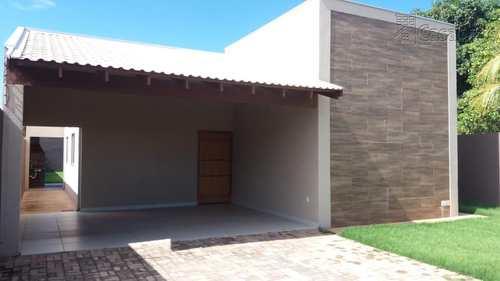 Casa, código 344 em Campo Grande, bairro Jardim Tijuca