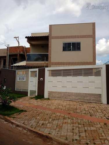 Sobrado, código 345 em Campo Grande, bairro Monte Castelo