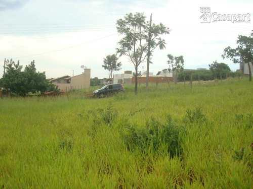 Terreno, código 349 em Campo Grande, bairro Água Limpa Park