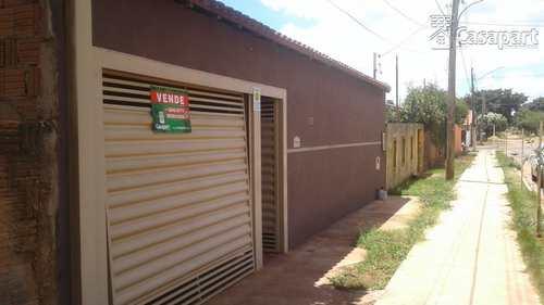 Casa, código 352 em Campo Grande, bairro Nova Lima