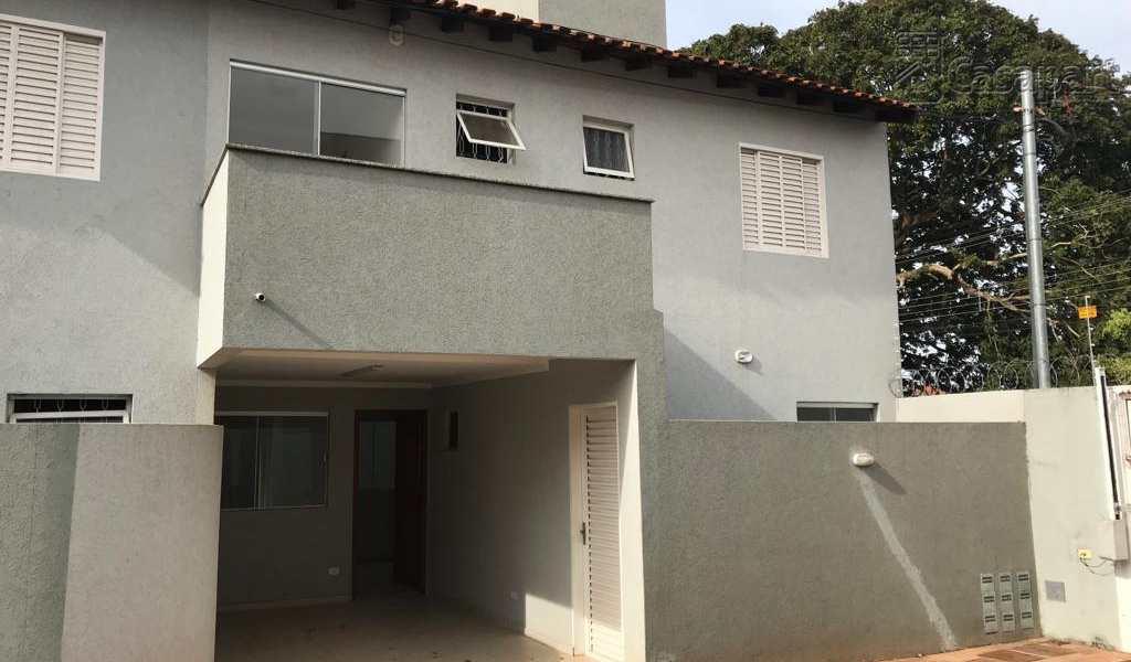 Sobrado em Campo Grande, bairro Vila Vilas Boas