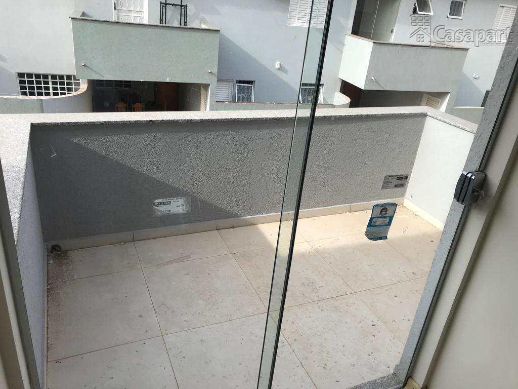 Sobrado de Condomínio em Campo Grande, no bairro Vila Vilas Boas