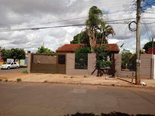 Casa, código 385 em Campo Grande, bairro Jardim Leblon