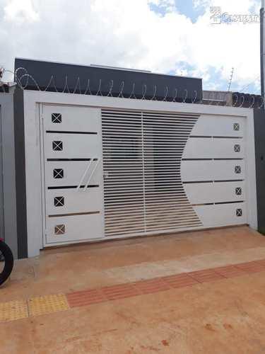 Casa, código 409 em Campo Grande, bairro Bairro Seminário