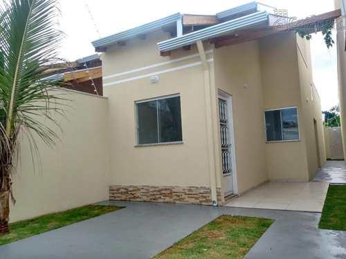 Casa, código 414 em Campo Grande, bairro Jardim Marajoara
