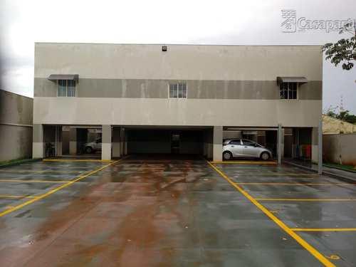 Apartamento, código 416 em Campo Grande, bairro Residencial Carajás