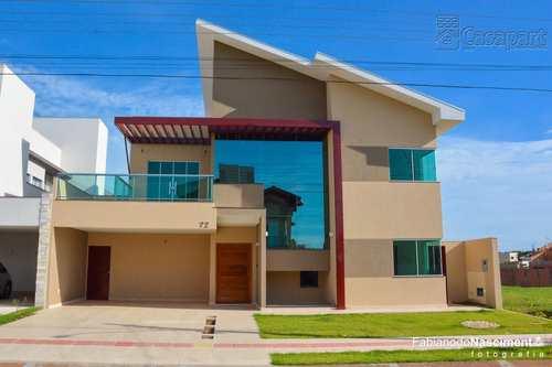 Sobrado de Condomínio, código 421 em Campo Grande, bairro Residencial Damha II