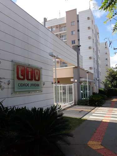 Apartamento, código 423 em Campo Grande, bairro Cidade Jardim