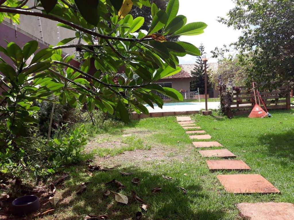 Casa em Campo Grande, bairro Vila Vilas Boas