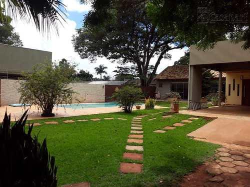 Casa, código 429 em Campo Grande, bairro Vila Vilas Boas