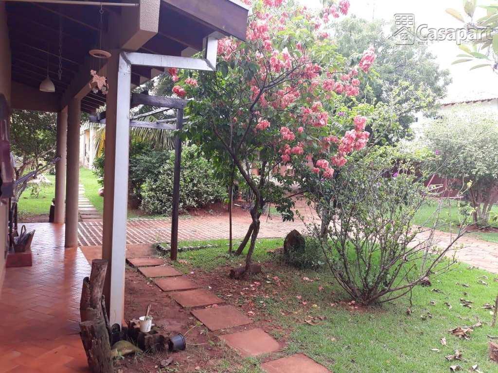 Casa em Campo Grande, no bairro Vila Vilas Boas