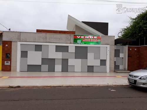 Casa, código 443 em Campo Grande, bairro Carandá Bosque
