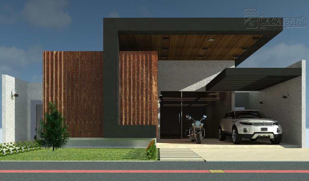 Casa de Condomínio em Campo Grande, bairro Residencial Damha III
