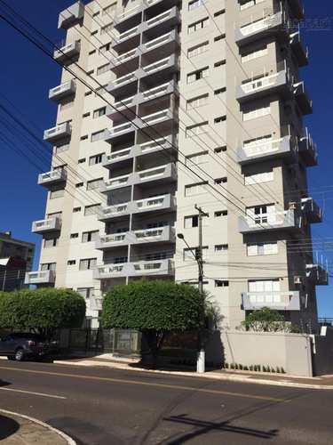Apartamento, código 461 em Campo Grande, bairro São Francisco