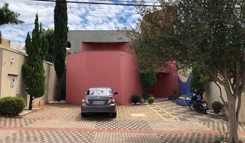 Sobrado Comercial em Campo Grande, bairro Centro