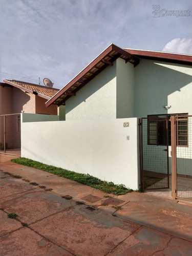 Casa de Condomínio, código 468 em Campo Grande, bairro Nova Lima