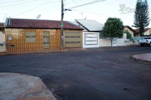 Casa, código 480 em Campo Grande, bairro Jardim Parati