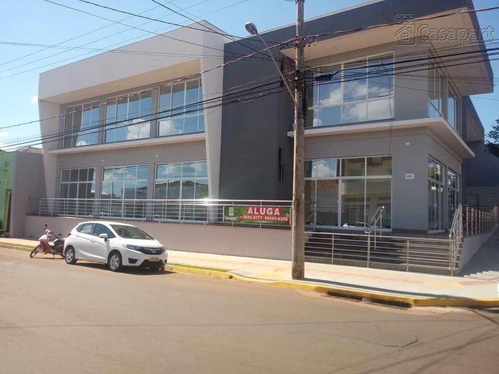 Sala Comercial em Campo Grande, no bairro Centro