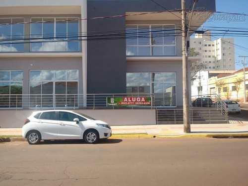Sala Comercial, código 485 em Campo Grande, bairro Centro