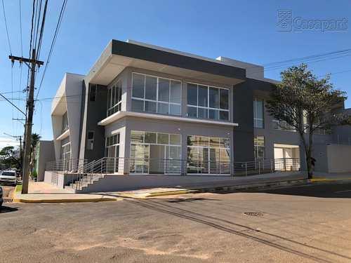 Sala Comercial, código 486 em Campo Grande, bairro Centro