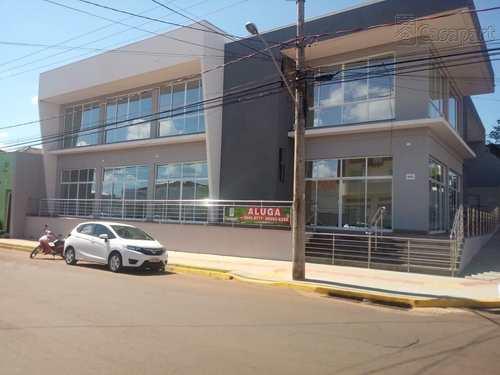 Sala Comercial, código 487 em Campo Grande, bairro Centro