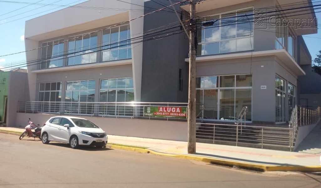 Sala Comercial em Campo Grande, bairro Centro