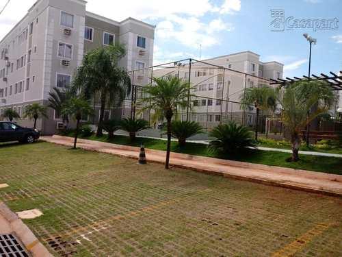 Apartamento, código 490 em Campo Grande, bairro Pioneiros