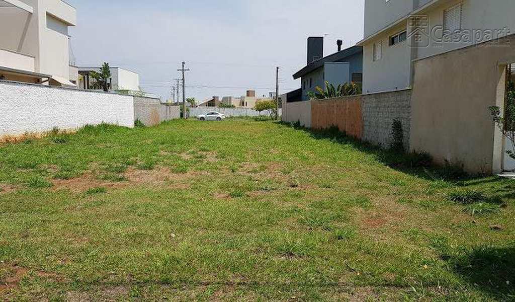 Terreno em Campo Grande, bairro Residencial Damha