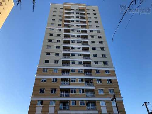 Apartamento, código 505 em Campo Grande, bairro São Francisco