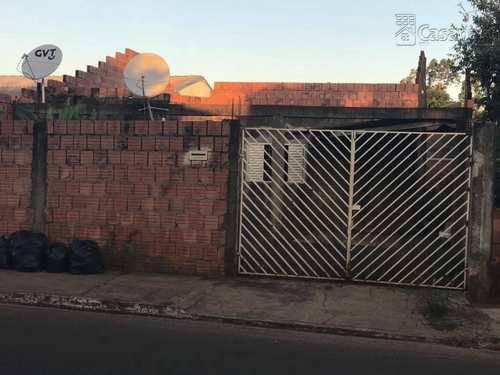 Casa, código 507 em Campo Grande, bairro Tiradentes