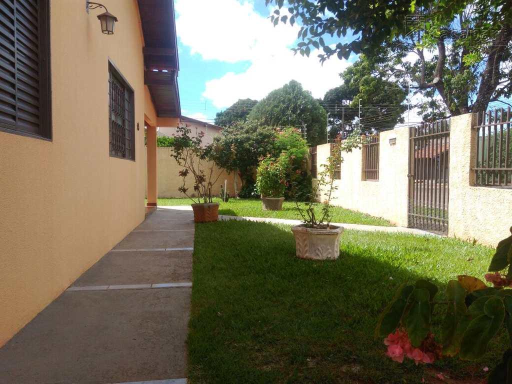 Casa em Campo Grande, no bairro Vila Ipiranga