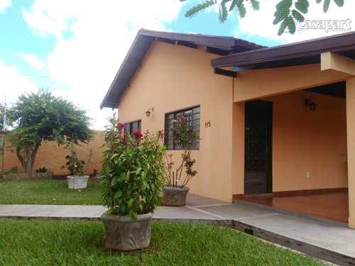 Casa, código 531 em Campo Grande, bairro Vila Ipiranga