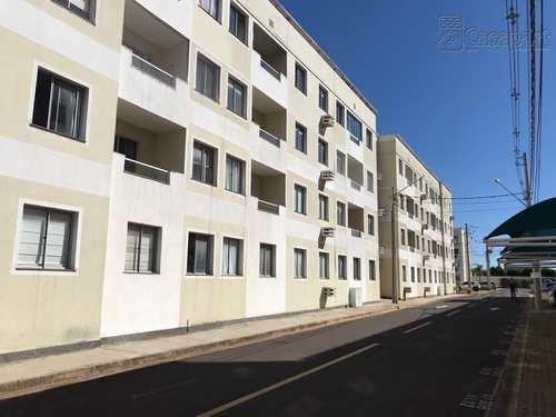 Apartamento, código 532 em Campo Grande, bairro Tiradentes