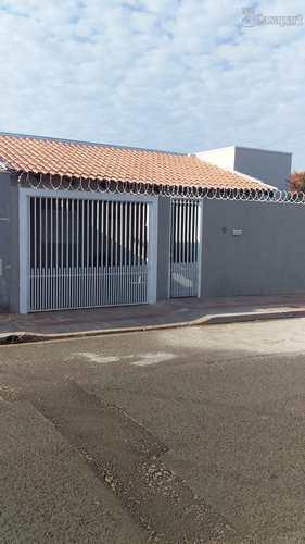 Casa, código 540 em Campo Grande, bairro Conjunto Habitacional Estrela D'alva I