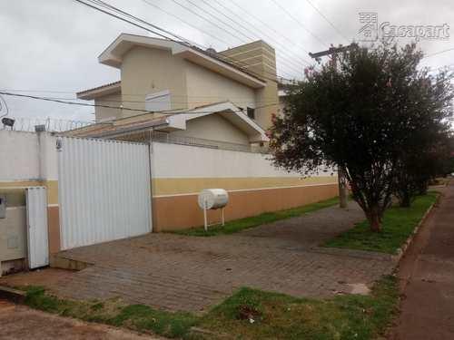 Sobrado, código 543 em Campo Grande, bairro Vila Nasser